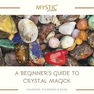 A Beginners Guide to Crystal Magick featured