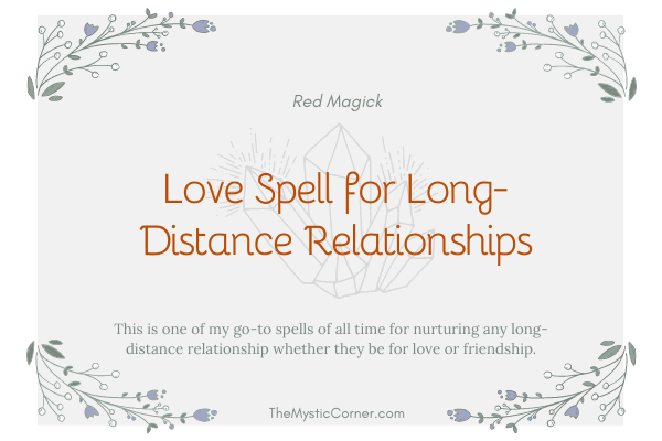 Communication is Key - Love and Friendship Spell