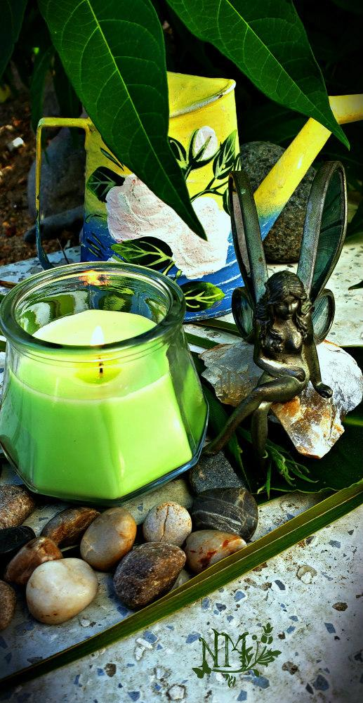 Green Candle Naia Moonbrook
