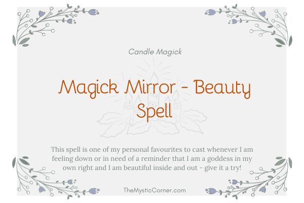 Magick Mirror - Beauty Spell