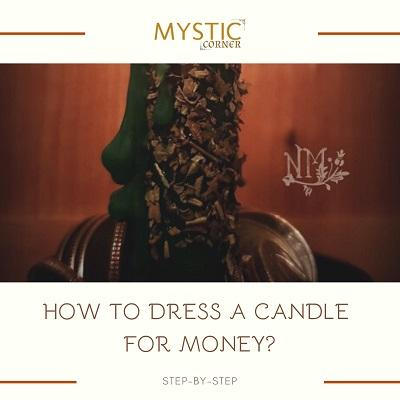 How To Dress A Candle For Money featured