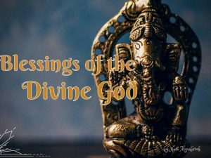 Blessing Divine God - Naia Moonbrook