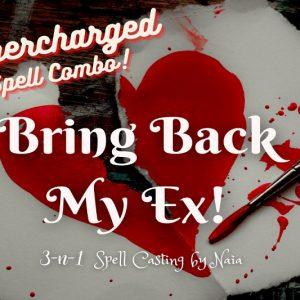 Bring Back Ex 3n1 Combo - Naia Moonbrook
