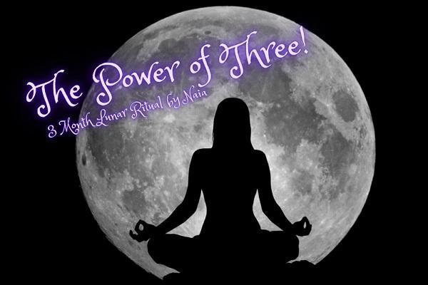 Power of Three- Naia Moonbrook