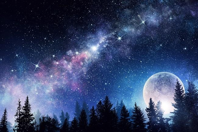 Blue Moon Magic