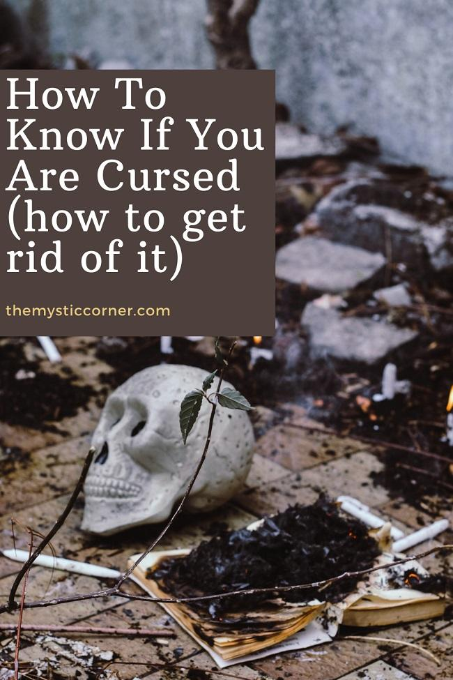 How To Know If You Are Cursed (how to get rid of it) by TheMystecCorner