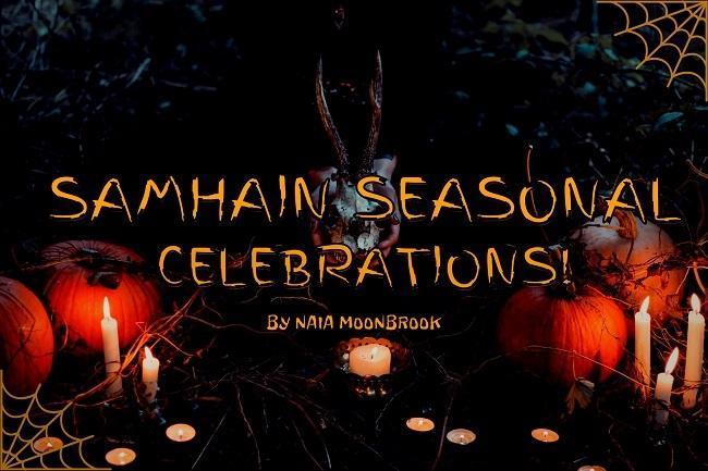 Samhain_Magick by Naia Moonbrook