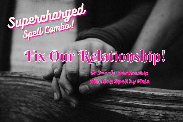 Fix Our Relationship- Naia Moonbrook