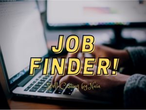 Job Finder- Naia Moonbrook
