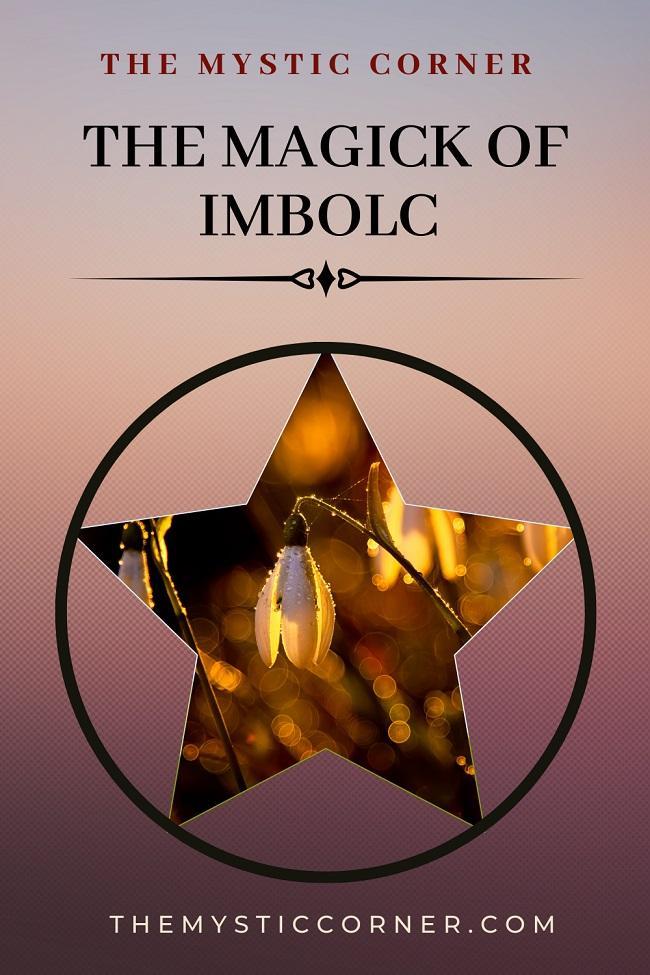 The Magick of Imbolc pin by tarotinstitute